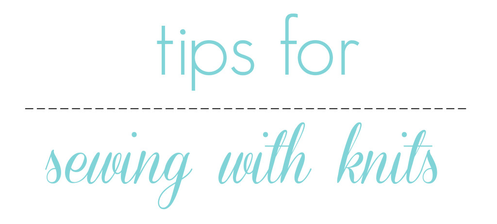 tipsforsewingwithknit