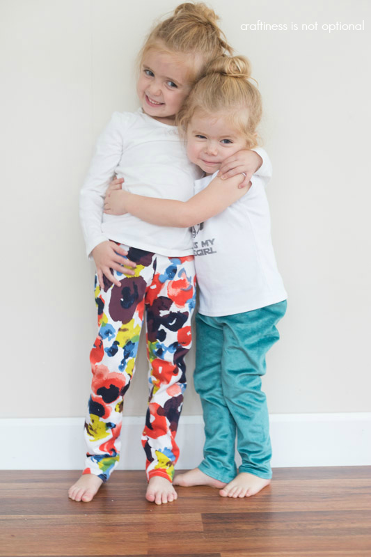 floral and teal hosh pants by craftiness is not optional-2