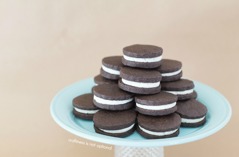 oreo cookies by craftiness is not optional