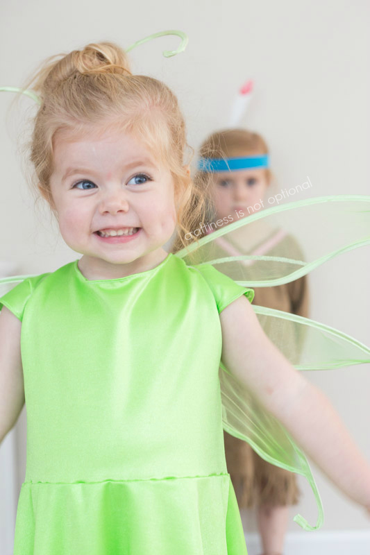 tinkerbell costume by craftiness is not optional