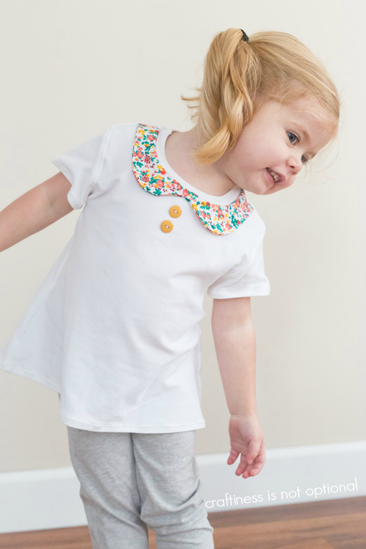 short sleeve nessie by craftiness is not optional