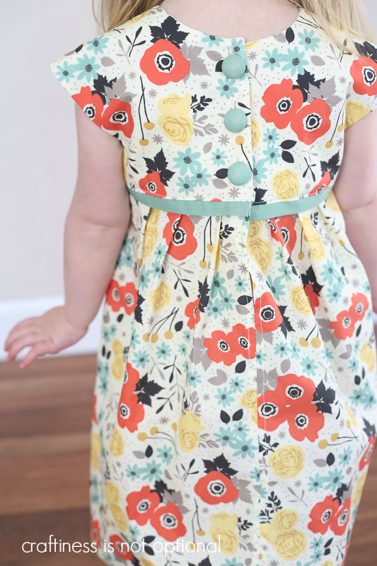 imodern yardage geranium dress  craftiness is not optional
