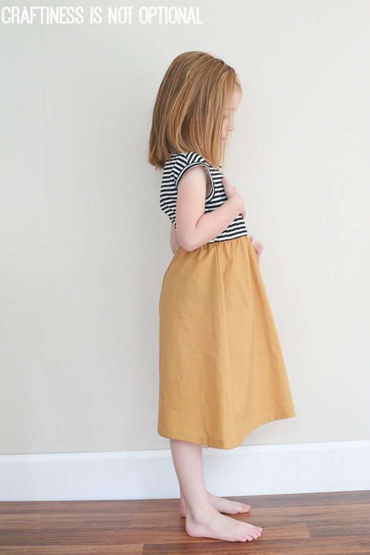 Lulu dress/top pattern by Craftiness is not Optional