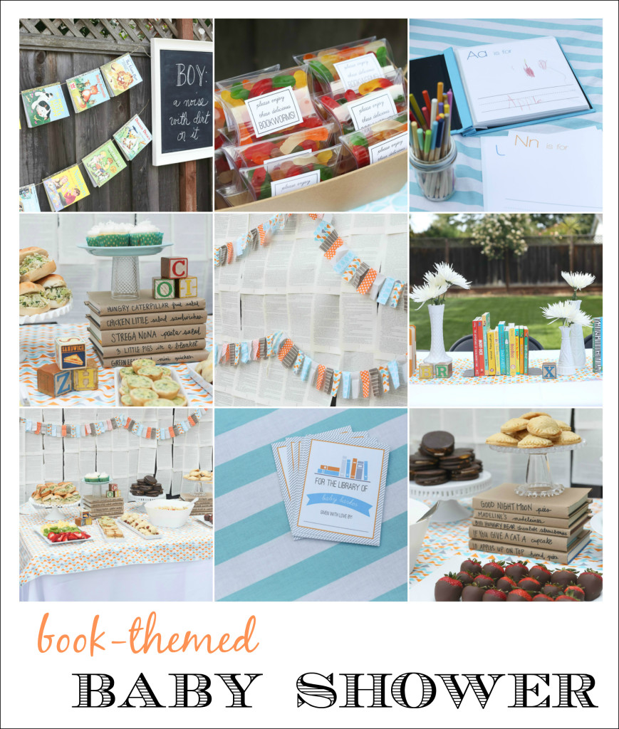 book shower by craftiness is not optional