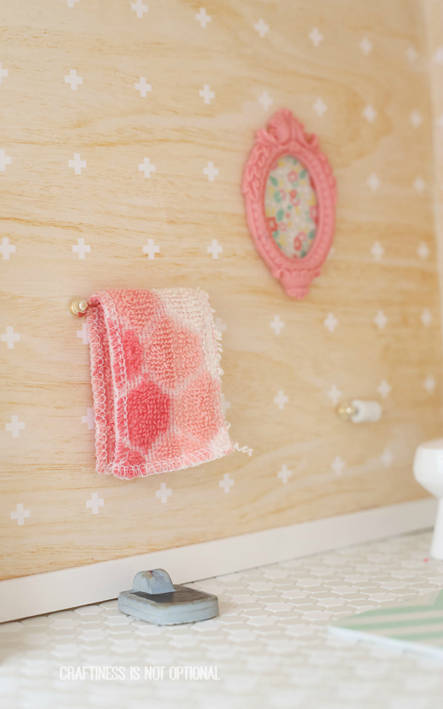 amazing DIY dollhouse by craftiness is not optional