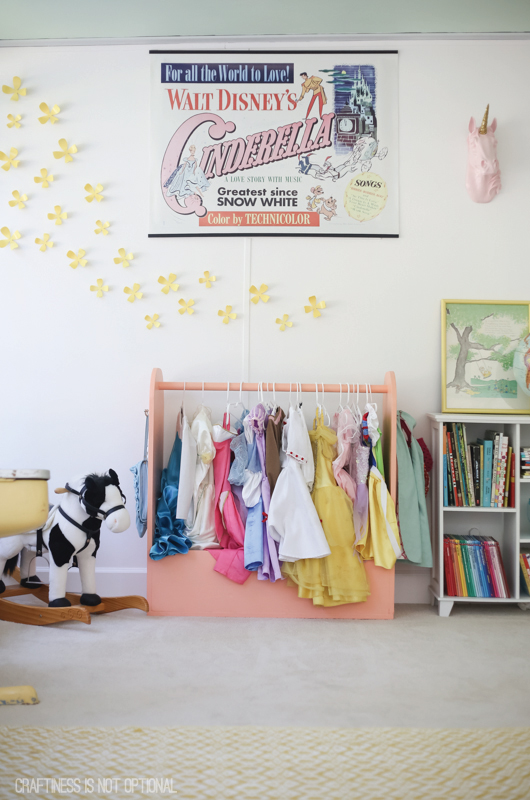 cute and quirky playroom makeover \\ craftiness is not optional