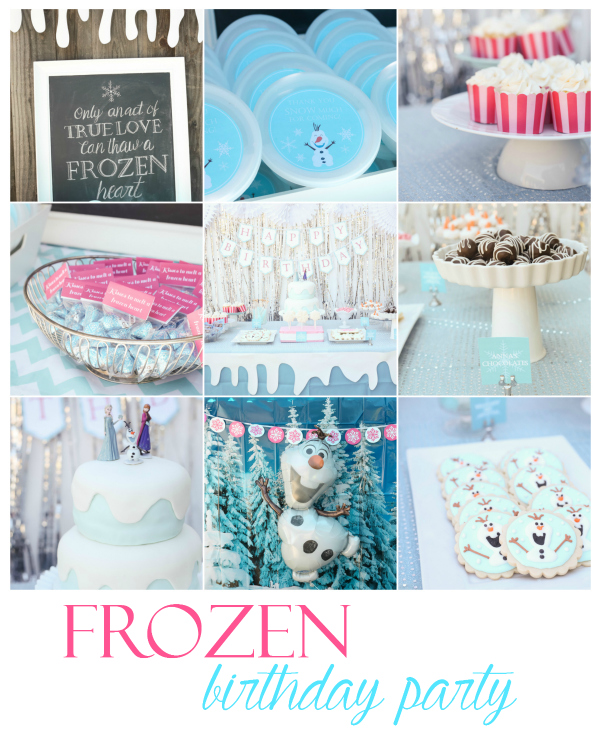frozen party  craftiness is not optional
