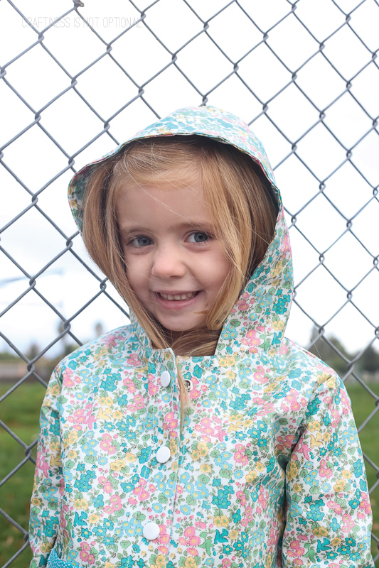 5and10 designs raincoats!