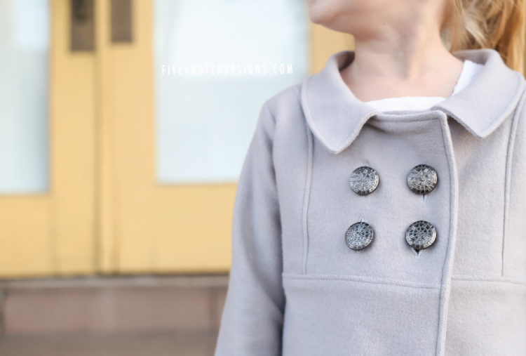 5&10 Designs swing coat look #8 \\ craftiness is not optional