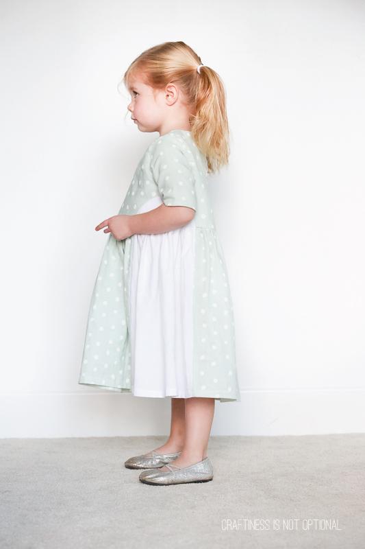 Charlotte's 5&10 designs dress