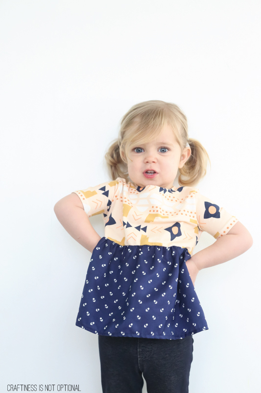 Kids Clothes Week: arizona toddler tee