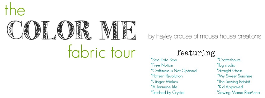 color me tour graphic