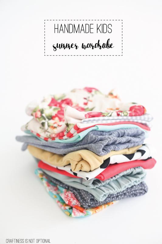 handmade-kids-summer-wardrobe