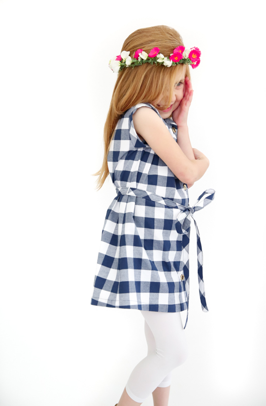 5 and 10 Designs VOL 3 Look #5 Shirtdress