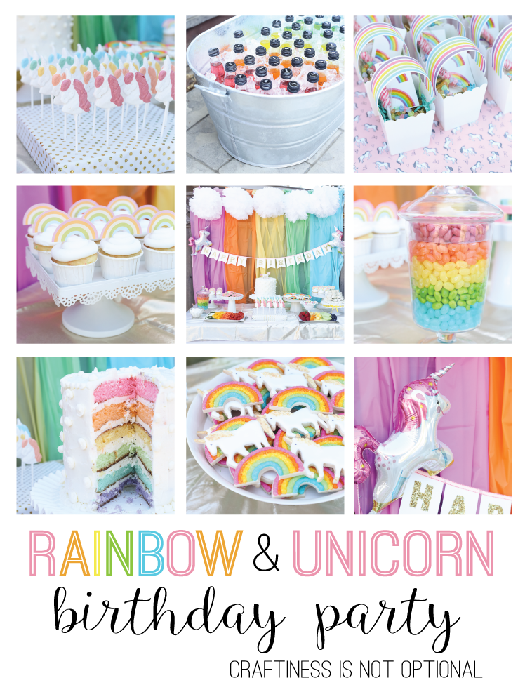 rainbow-unicorn-party!