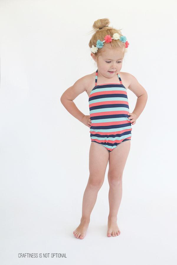 striped cosi suit