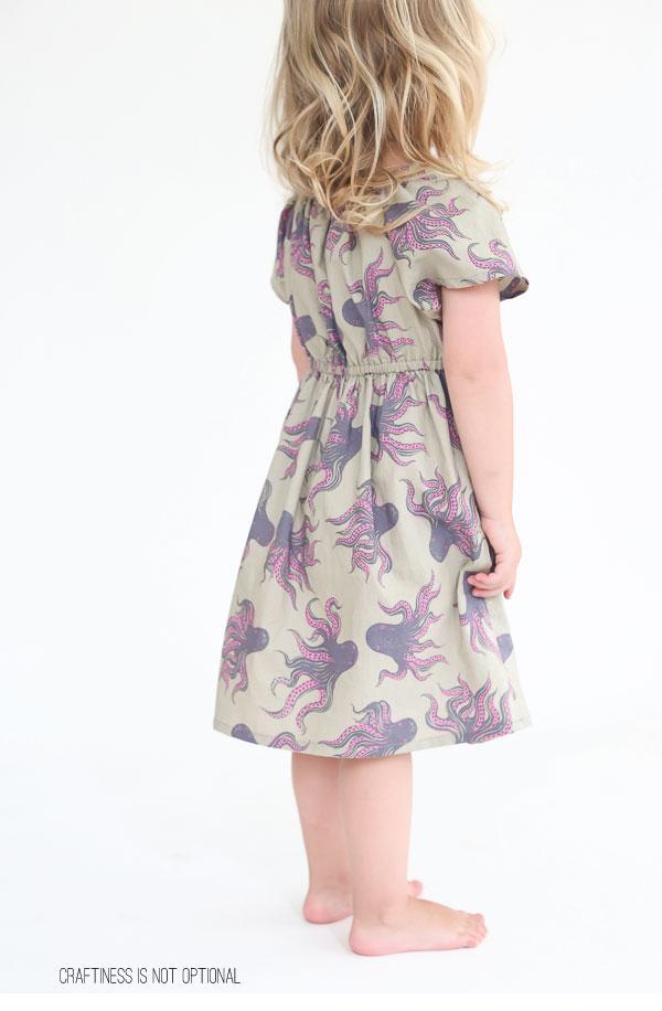 kraken dress