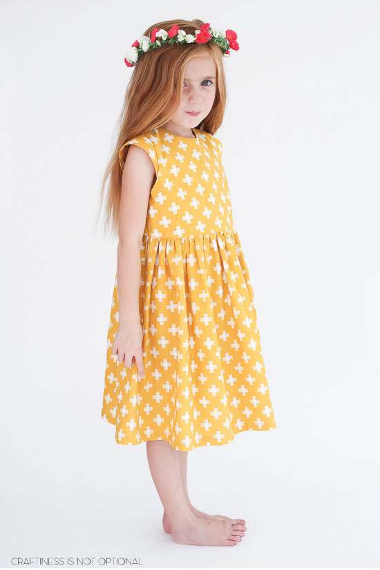 four corners 5&10 designs dress