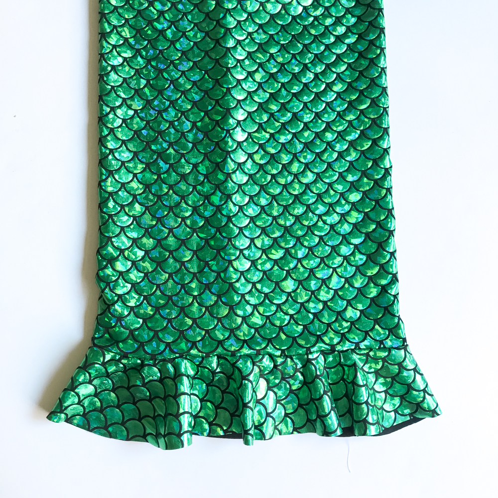 mermaid skirt tutorial