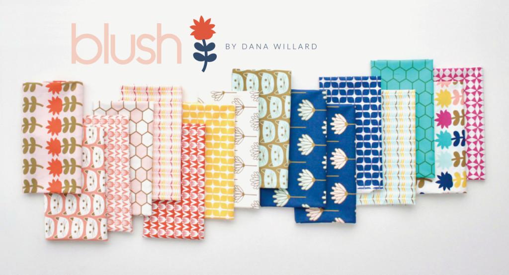 BLUSH fabrics logos - 4