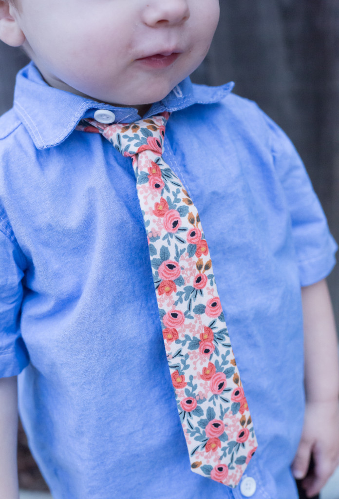 little boy ties