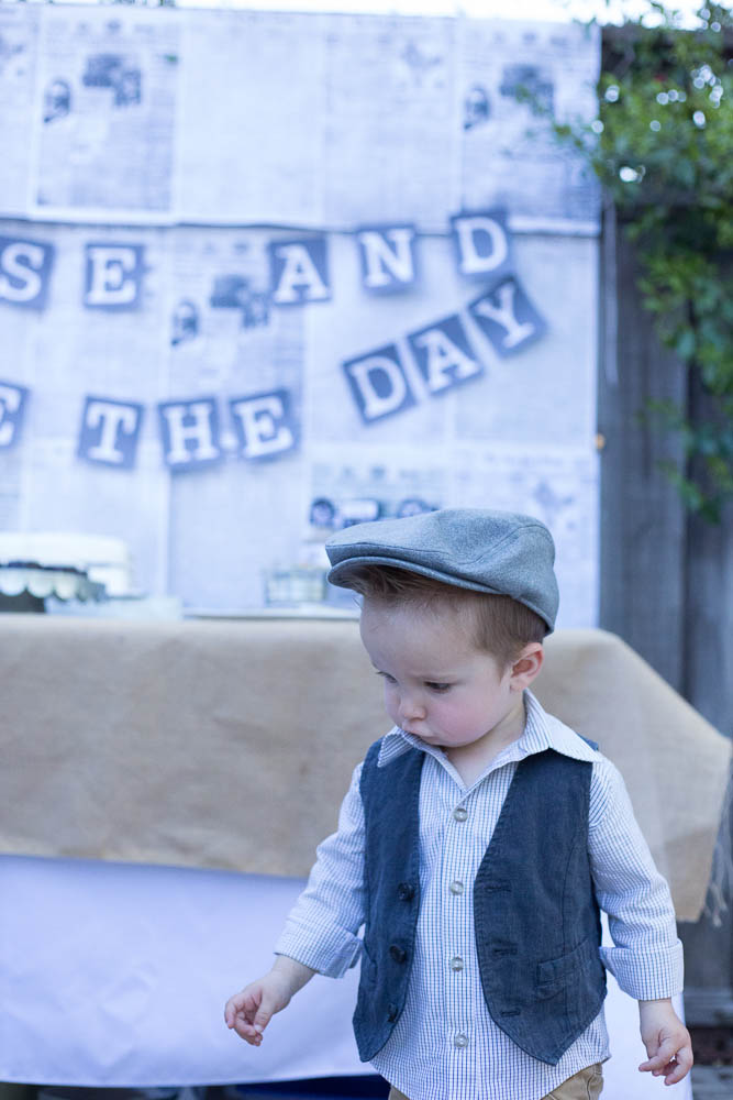 jacks newsies party